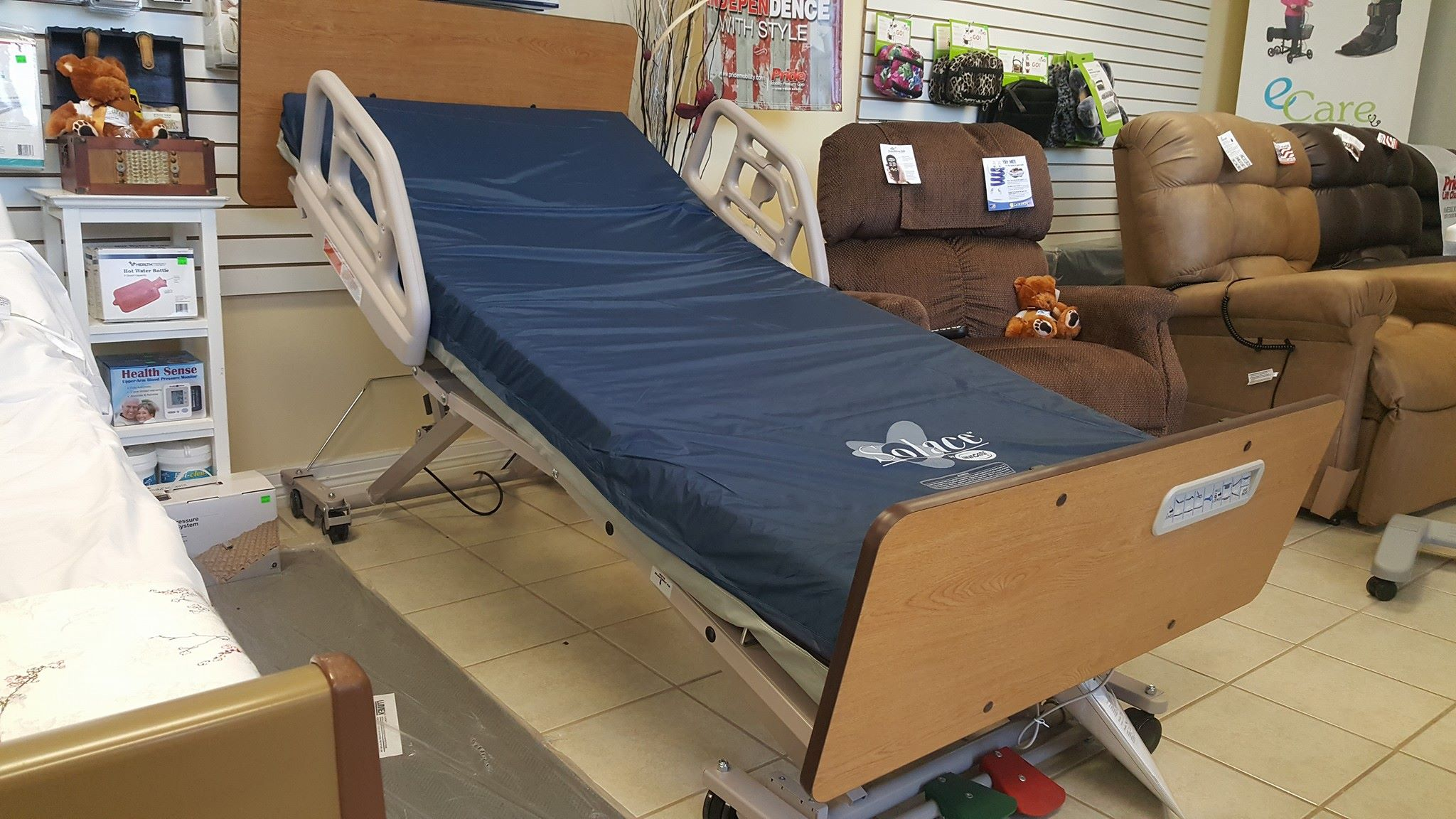 hospital bed rental san antonio tx