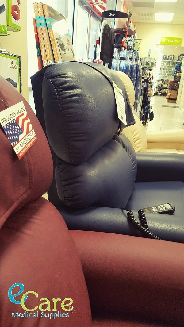Visit Our Lift Chair Showroom