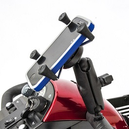 RAM X-Grip Scooter Cell Phone Holder