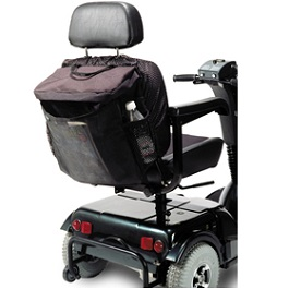 Power Chair & Scooter Back Pack