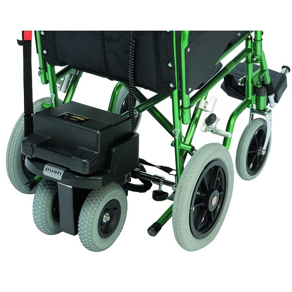 Power Assist Device Powerstroll S-Drive for Wheelchairs - 300 Lb