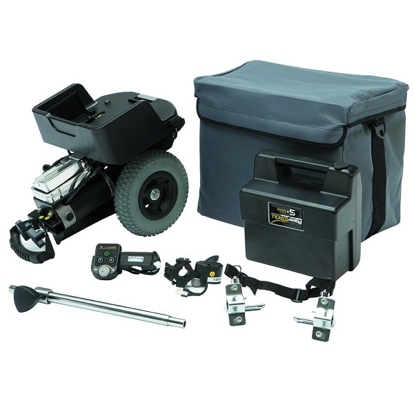 Wheelchairs Power Assist Device S-Drive Heavy Duty-400 Lbs Cap