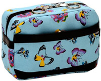 Universal Mobility Handbag For Walkers Or Rollators Butterflies