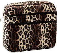 Universal Mobility Bag for Walkers or Rollators Leopard