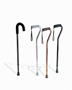 Offset Handle Fashion Canes