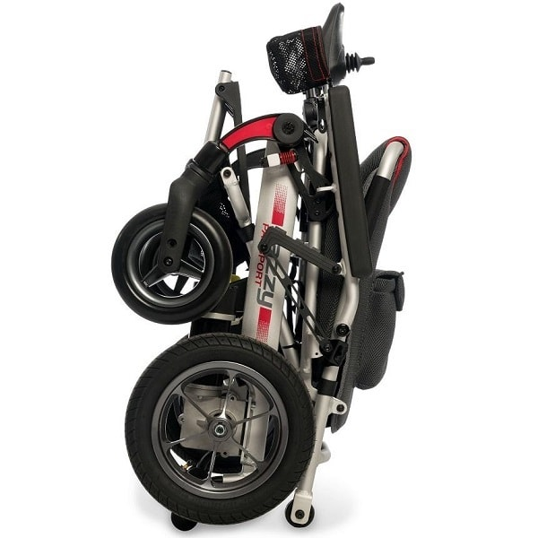Jazzy Passport Electric Wheelchairs - 250 Lbs Capacity