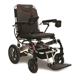 Jazzy Passport Electric Wheelchairs   250 Lbs Capacity in Houston TX by Pride Mobility