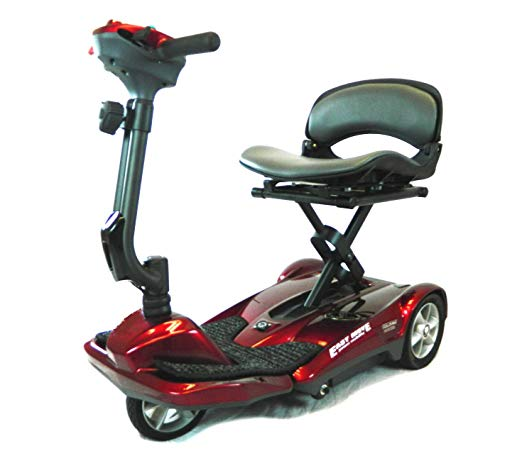 Automatic Fold Lite Scooter and Lithium Batteries 250 Lbs Cap by Dalton Medical