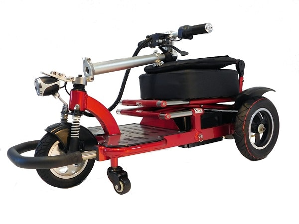 Triaxe Tour Folding Scooter - 375 Lb Cap