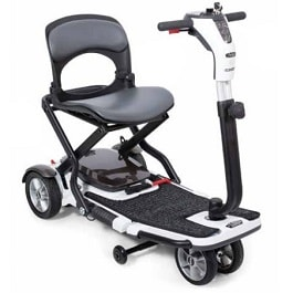 Go Go Folding Mobility Power Scooter 250 Lbs Cap by Pride Mobility
