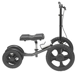 All Terrain Knee Walker and Knee Scooter-340 Lbs Capacity