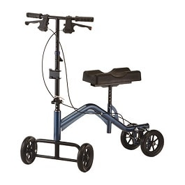 Tall Heavy Duty Knee Scooter - 400 Lbs Capacity