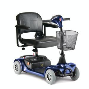 Invacare Lynx Scooter Blue