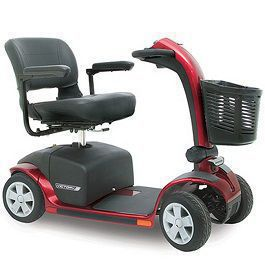 victory-10-heavy-duty-power-scooter-4-wheel-400-lbs-capacity title=