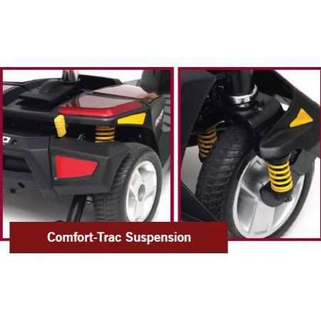 Go-Go LX Scooter with CTS Suspension 3-Wheel