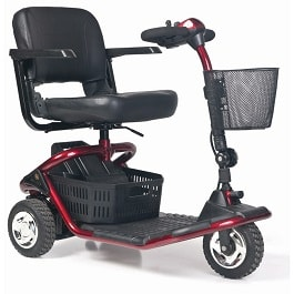 lite-rider-portable-power-scooter-3-wheel-300-lbs-cap title=