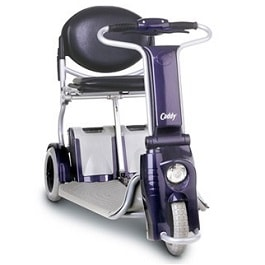 compact-caddy-folding-electric-scooter-3-wheel-220-lbs-capacity title=