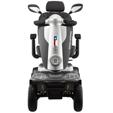 Luxury Texas Edition Superior Power Scooter 4 Wheel-440 Lb Cap