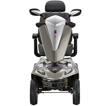 SNS Luxury Maxer Power Scooter 4 Wheel-440 Lbs Capacity