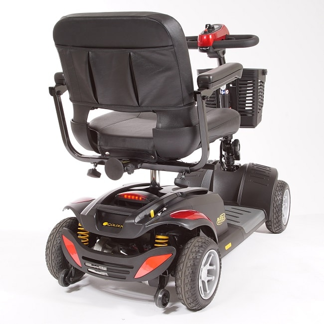 BuzzAround Extreme Full Size Portable Power Scooter-330 Lb Cap