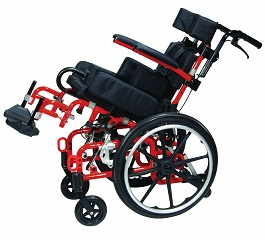 "12"" Kanga TS Inclusive System Pediatric Wheelchair-200 Lbs Cap."