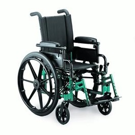Invacare 9000 Jymni Pediatric Wheelchair-200 Lbs Cap.