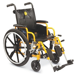 14 Pediatric Wheelchair-300 Lbs Cap in Houston TX by Medline