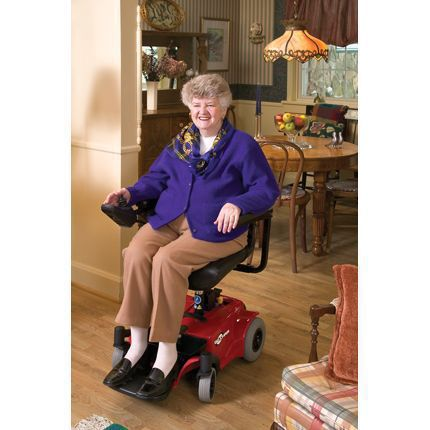 Go Chair Comfort and Maneuverability