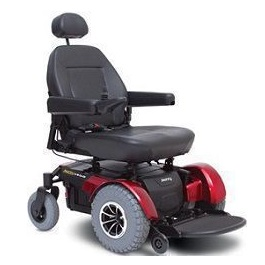 Jazzy 1450 Bariatric Power Wheelchair-600 Lbs Capacity