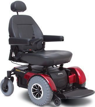 Jazzy 1450 Motorized Wheelchair