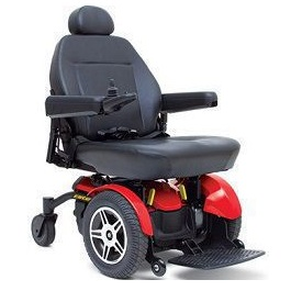 Jazzy Elite 14 Power Wheelchair-300 Lbs Capacity