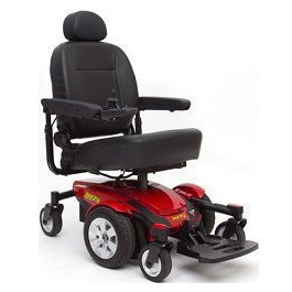 Jazzy Select 6 Power Wheelchair - 300 Lbs Capacity