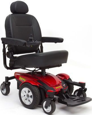 Jazzy Select 6 Motorized Wheelchair