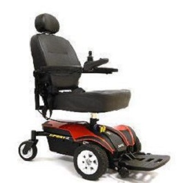 Jazzy Sports 2 Power Wheelchair - 300 Lbs Capacity