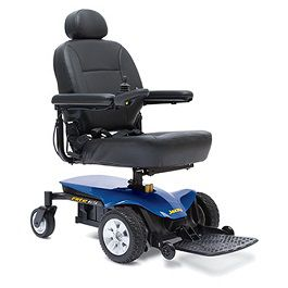 Jazzy Elite ES-1 Power Wheelchair-300 Lbs Capacity in Houston TX by Pride