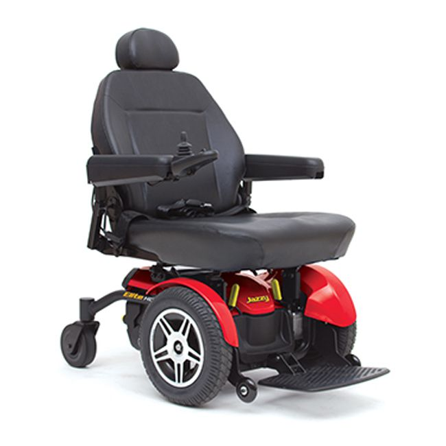 Jazzy Elite HD Power Wheelchair 2