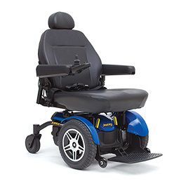 Jazzy Elite HD Power Wheelchair-450 Lbs Capacity