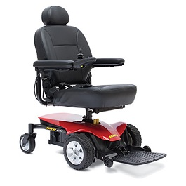 Jazzy Elite Es Portable Power Wheelchair-300 Lbs. Capacity
