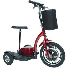 ZooMe Three Wheel Recreational Scooter - 300 Lb Cap in Houston TX by Drive Medical