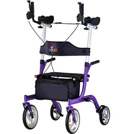 Upright Walker & Rollator Nova Phoenix - 300 Lb Cap in Houston TX by Nova Medical