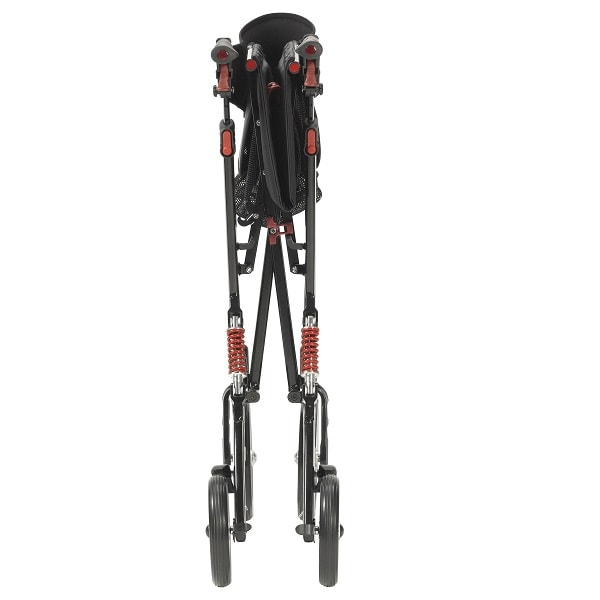 Carbon Fiber Ultra Light Nitro Elite CF Rollator-300 Lb Cap