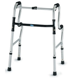 Invacare Two Step Walker or Toilet Safety Frame-286 Lbs Cap.