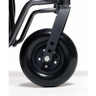 "20"" Wide Traveler HD Bariatric Wheelchair 3"