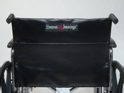 "30"" Paramount XD Wheelchair with Footrest"