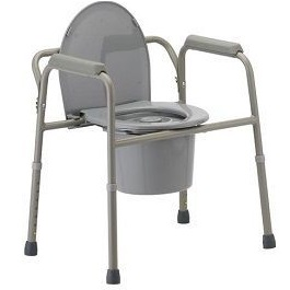 Nova 3 in 1 Commode - 350 Lbs Capacity