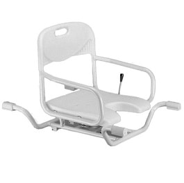 Swivel Bath Seat - 250 Lbs Capacity