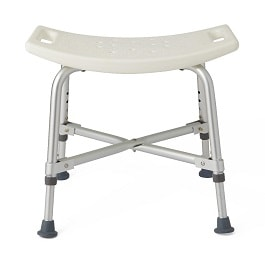 Bariatric Shower Chair Bath Bench Extra Wide-550 Lbs Cap.