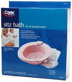 Carex Toilet Sitz Bath   Urinal Bed Pan in Houston TX by Carex
