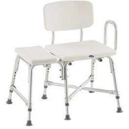 Bariatric Transfer Bench Shower Chair   700 Lbs Capacity in Houston TX by Invacare