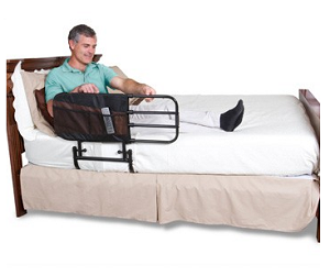 EZ Adjust Bed Rail & Bed Support Rail